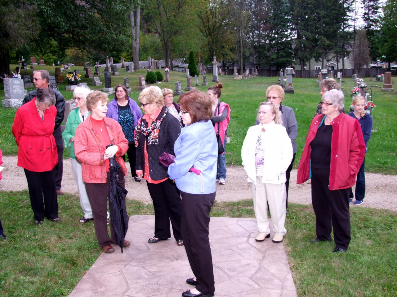 Columbarium Dedication