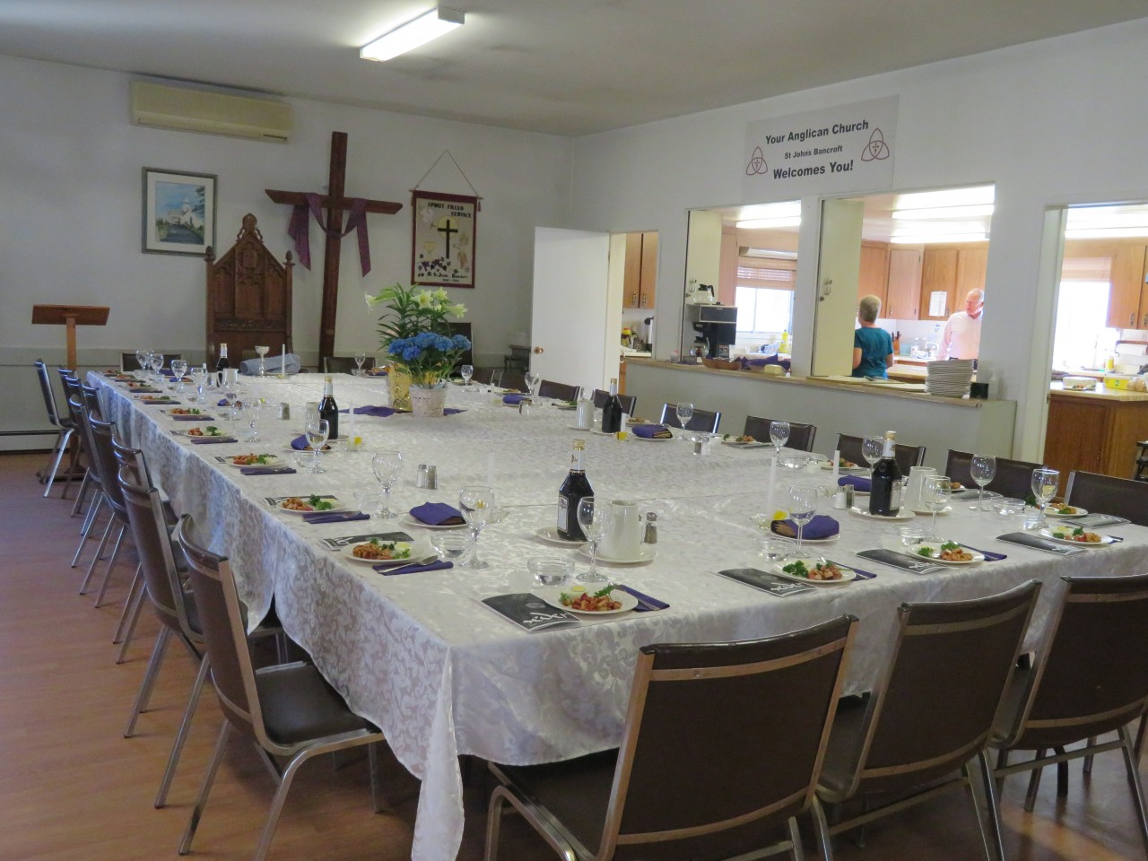 Parish Seder Supper